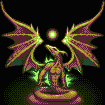 Dragon Scene v2 by Badassbill