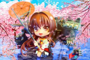 Cherry Blossom by Bluemeowpanda