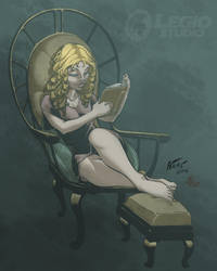 Old Reading by legiostudio