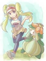 Trainer Katrina by wallmask3