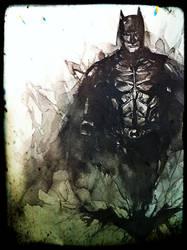 The Dark Knight Rises by makwacheong