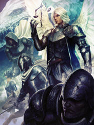 knights of angel by kakotomirai