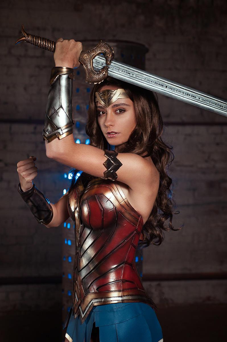 Wonder Woman by AlienOrihara
