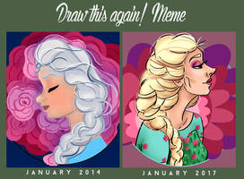 Draw This Again! Meme by sailorjessi