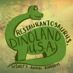 Restaurantosaurus by sailorjessi