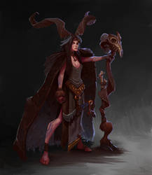 Druid by rzanchetin