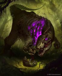 Rotten Rancor by rzanchetin