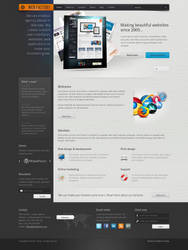 Web factory by Shegystudio