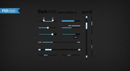 Darkchest part02 - psdchest.com freebie by Shegystudio