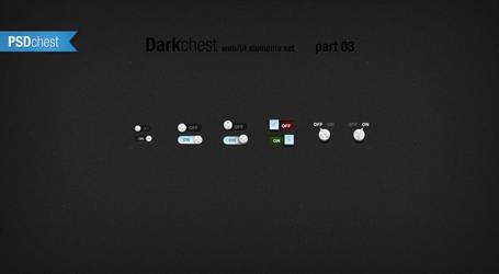 Darkchest part03 - psdchest.com freebie by Shegystudio