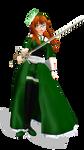 she became meguka! by Shipposhi