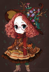 c: PumpkinPromise by LaDollBlanche