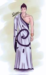 Yongjun's Monk by Nagamii-Chan