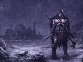 Barbarian by weaselpa