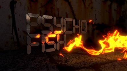 Fire Logo by PsychoFisch