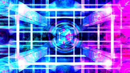 NeonWaterdrop by PsychoFisch