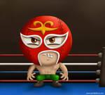El luchador by KellerAC