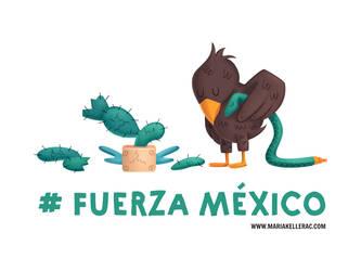 Fuerza Mexico by KellerAC