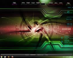 Windows7 Desktop by Genieneovo
