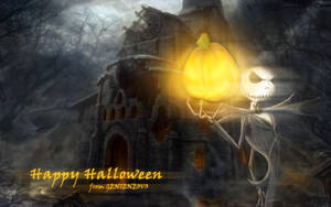 Happy halloween from Genienovo by Genieneovo