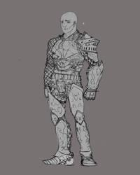Armour Practice by mikrd