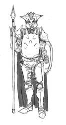 Armor Practice by mikrd