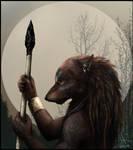 Warrior by genusarcturus