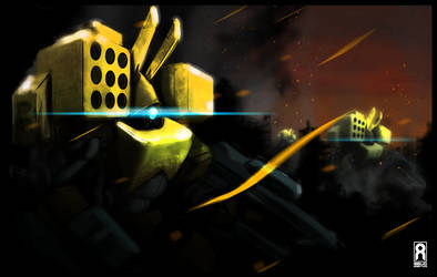 SPEEDPAINT - Mechs by VR-Robotica