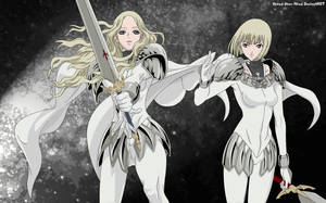 Claymore - Godesses of Love by Xpand-Your-Mind