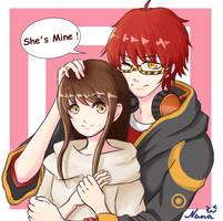 She's Mine by nana121015