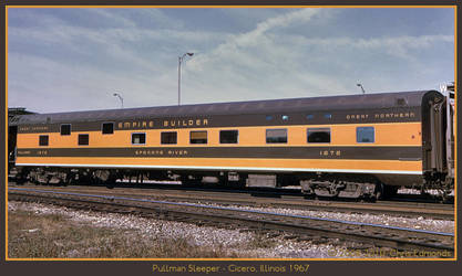 Pullman Sleeper by classictrains