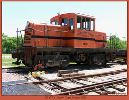 GE 45T II by classictrains