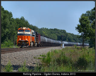 Rolling Pipeline by classictrains