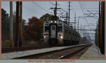 Wire Tunnel by classictrains