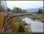 Washout in Marias Pass by classictrains