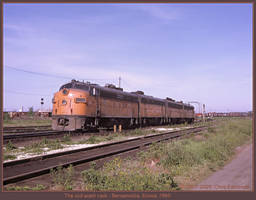 The old wash rack by classictrains