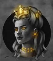 Anna Henrietta by Mephistopheies