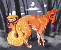 Pumpkin Tail - Adopt - {OPEN} by pinkaap