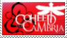 Coheed and Cambia Stamp I by itsKuma