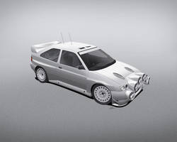 Ford Escort Cosworth WRC by LindStyling