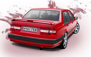 Volvo 940 Turbo by LindStyling