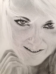 Geri Halliwell by LindStyling
