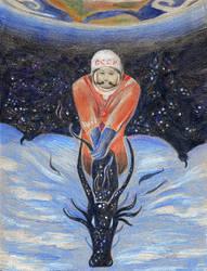Yuri's Dragon by fienemannia