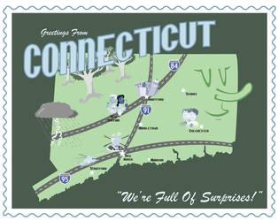 Connecticut by fienemannia