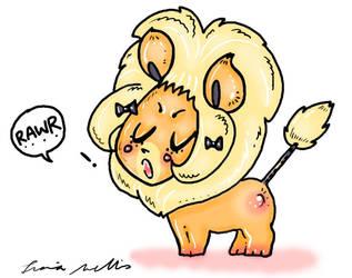 Durgakini Cub by fizzlepop