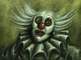 Happystance The Clown by Winterflood