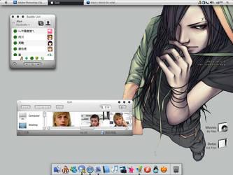 Nico Onyx Screenshot by Alanoy