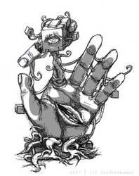 Random Creature Generator #02 by LordOrenamus