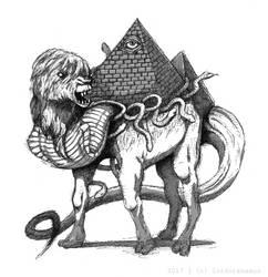 Random Creature Generator #03 by LordOrenamus