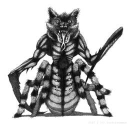 Random Creature Generator #05 by LordOrenamus